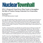 Nuclear Townhall - August 2014