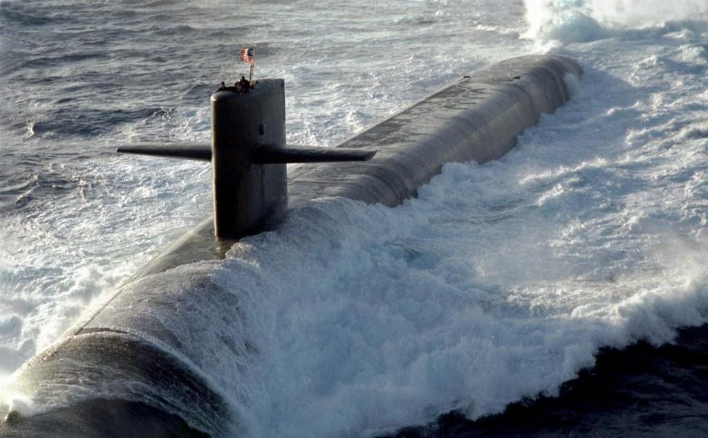 NECG 15 - submarine