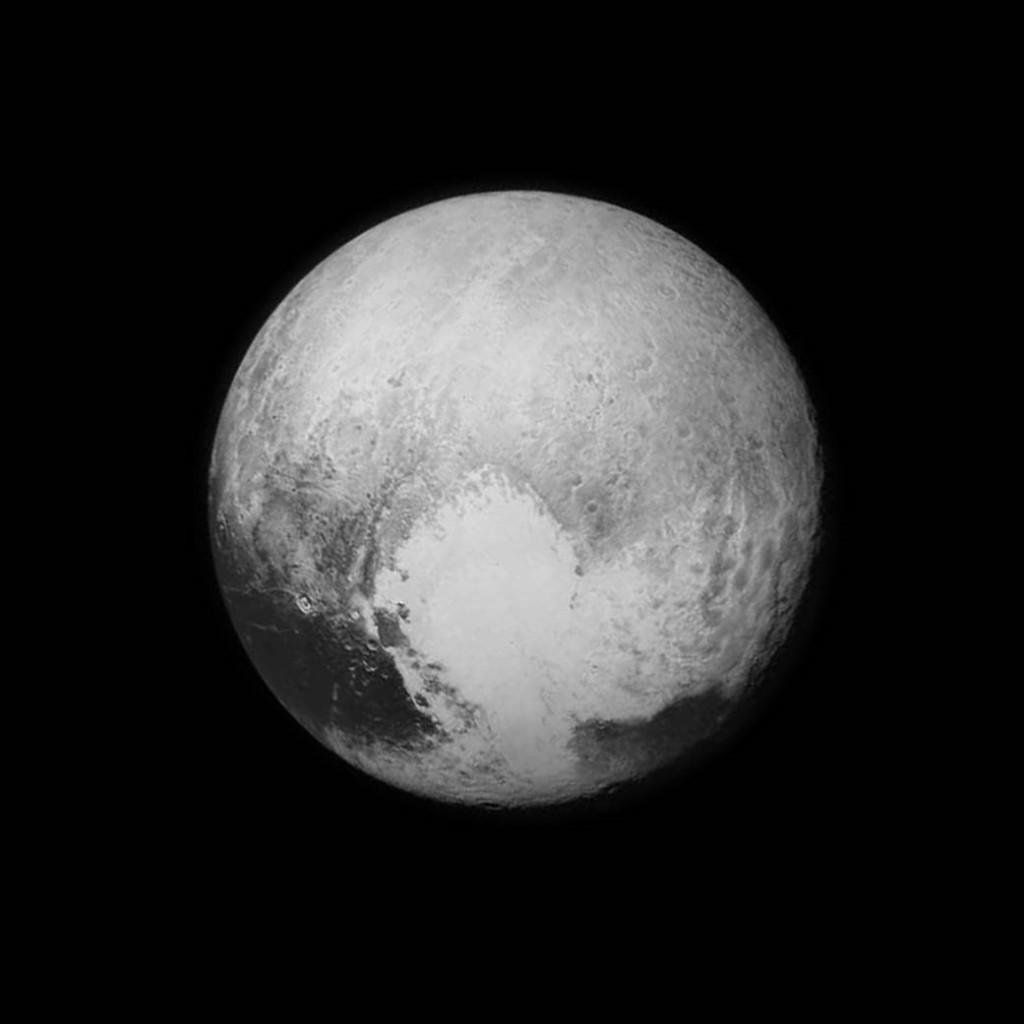 NECG #17 - Pluto