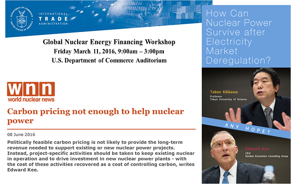 NECG - Caron Pricing Not Enough to Help Nuclear Power (cover)