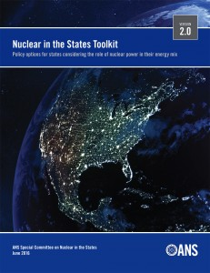 ANS - Nuclear in the States (NIS) Toolkit