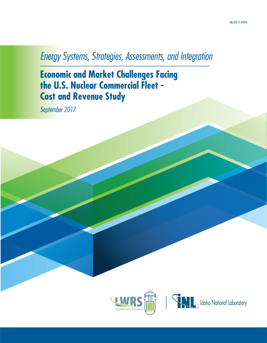 Economic and Market Challenges Facing the U.S. Nuclear ...